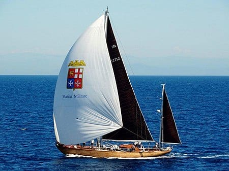 sailing yacht survey italy