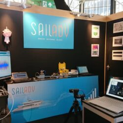SailADV and Darkewave Thermo at METS Trade