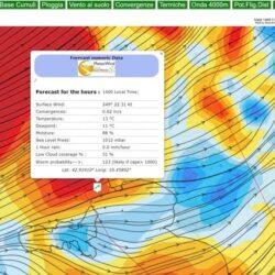 SailADV makes customized weather forecasts