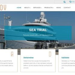Our new website is online